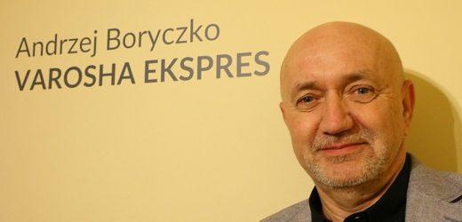 """Andrzej Boryczko i jego """"Varosha ekspres"""" w WDK"""