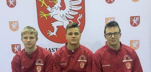 Myśleniccy sumici z medalami Pucharu Polski
