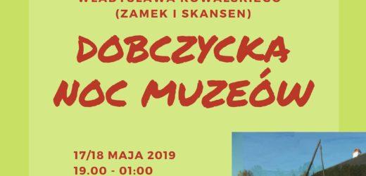 Dobczycka Noc Muzeów 2019