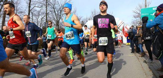 Ponad tysiąc biegaczy na ulicach Myślenic