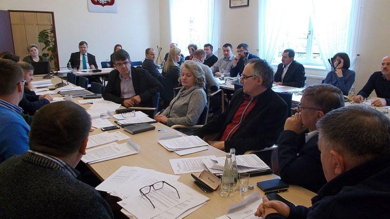 Burzliwe obrady komisji