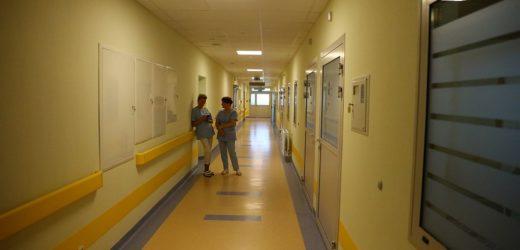 Oddano do użytku zmodernizowany Oddział Zakaźny w myślenickim szpitalu