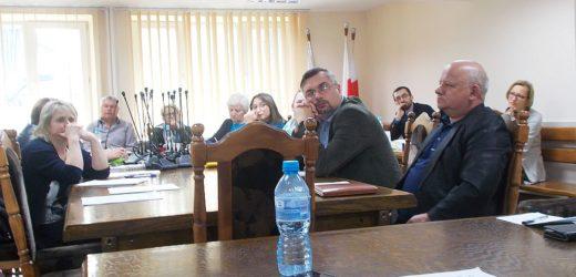 Bożnica w Wiśniowej tematem posiedzenia komisji