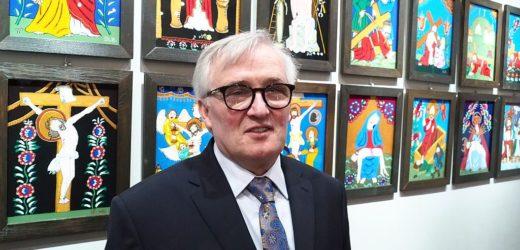 Wystawa Zdzisława Słoniny w tokarskiej Galerii Dworek