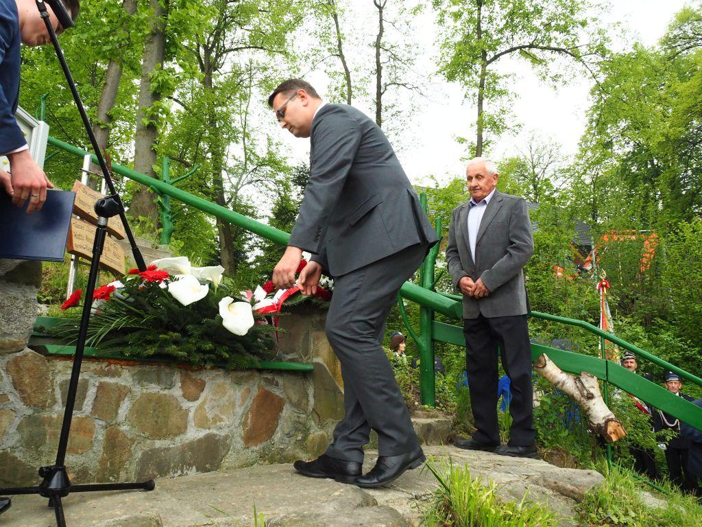 Gmina przejęła opiekę nad kopcem Marszałka Józefa Piłsudskiego