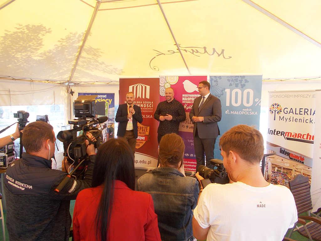 Ruszyło największe wydarzenie kulturalne roku powiatu myślenickiego