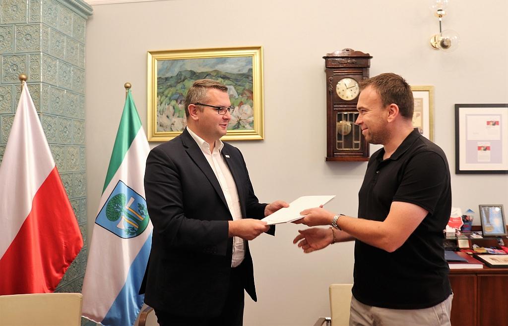 Cztery Otwarte Strefy Aktywności na terenie gminy Myślenice