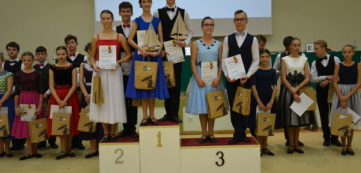 Kolejne sukcesy dobczyckich par