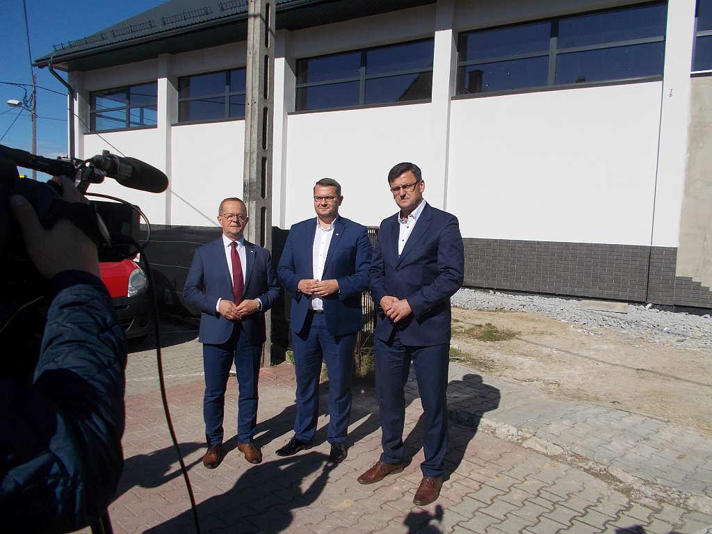 Ponad milion na budowę sali gimnastycznej w Biertowicach