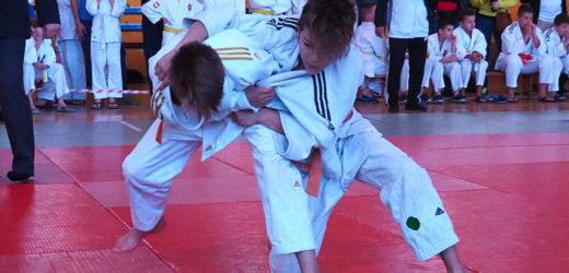 Turniej judo z okazji 35-lecia UKS Katana Sułkowice