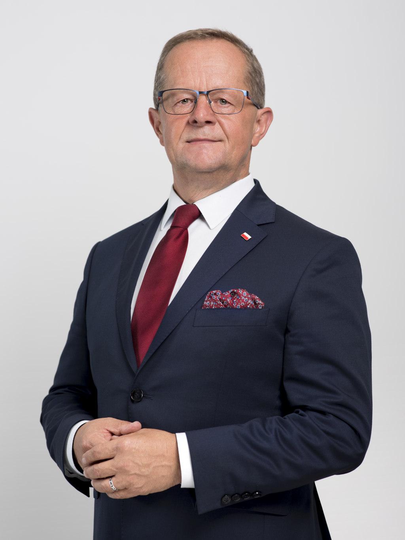 Władysław Kurowski z mandatem poselskim