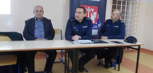 Debata nad bezpieczeństwem w Osieczanach