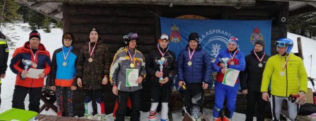 Aspirant Mariusz Pustuła mistrzem w narciarstwie alpejskim