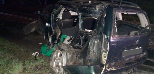 Dwa wypadki w Krzyszkowicach – interweniowali strażacy