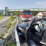 Cztery samochody uczestniczyły w wypadku na zakopiance w Jaworniku