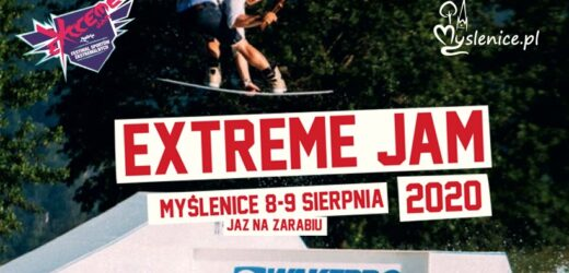 Festiwal Sportów Ekstremalnych Extreme Jam powraca do Myślenic!
