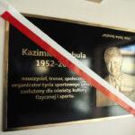 Hala sportowa w Wiśniowej nazwana imieniem Kazimierza Bubuli