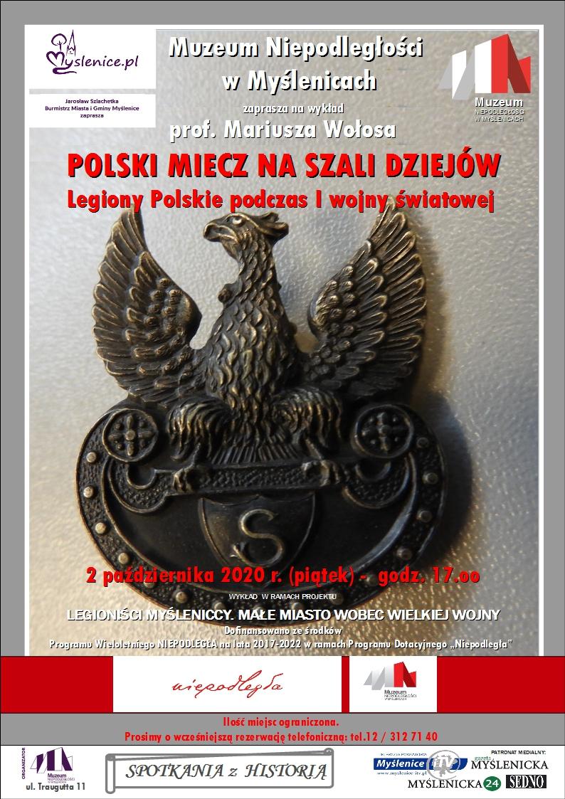Muzeum Niepodległości zaprasza na wykład