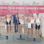 MP juniorów i juniorek w sumo (podsumowanie)