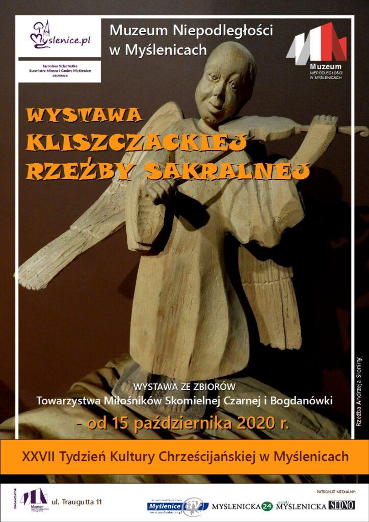 Kliszczackie rzeźby w Muzeum Niepodległości