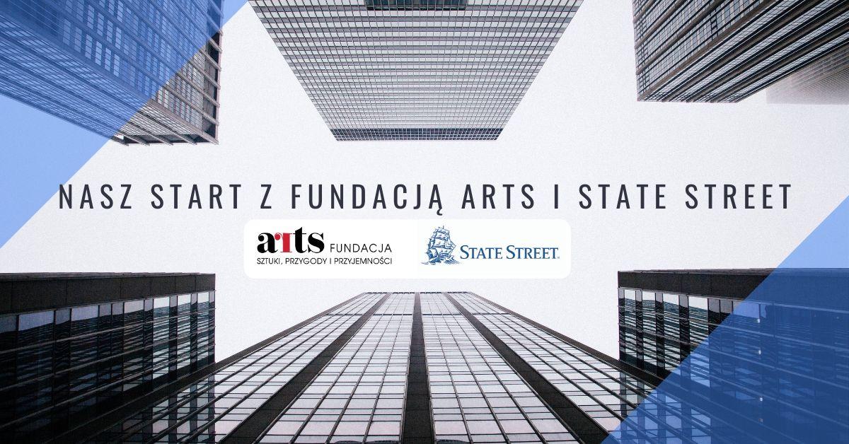 Fundacja Arts i firma State Street zapraszają