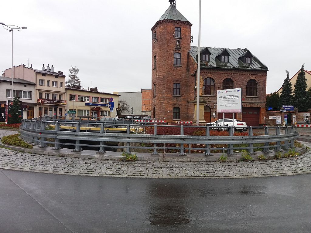 Ronda i park miejski w Myślenicach będą mieć swoje imiona