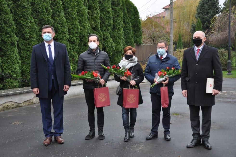 Nagrody samorządowe gminy Sułkowice przyznane