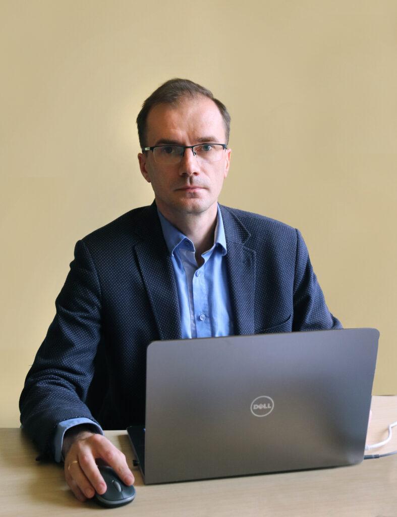 Wywiad z TOMASZEM SÓLNICĄ, na temat zamiany dróg między gminą a powiatem.