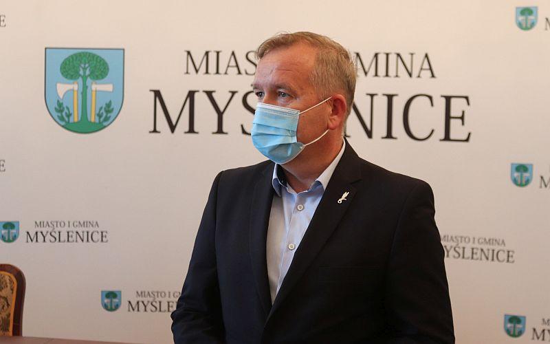 Artur Kasicki nowym komendantem Straży Miejskiej w Myślenicach
