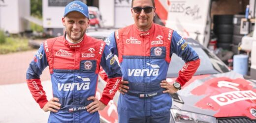 Kacper Wróblewski i Jakub Wróbel – ORLEN Team, powracają na asfalty