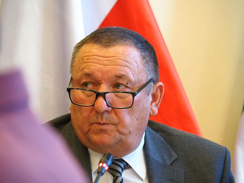 Wacław Szczotkowski za Jana Podmokłego