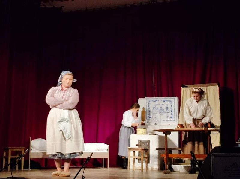 Teatralnie w Wiśniowej