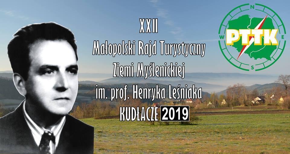 """Myślenicki oddział PTTK """"Lubomir"""" zaprasza"""