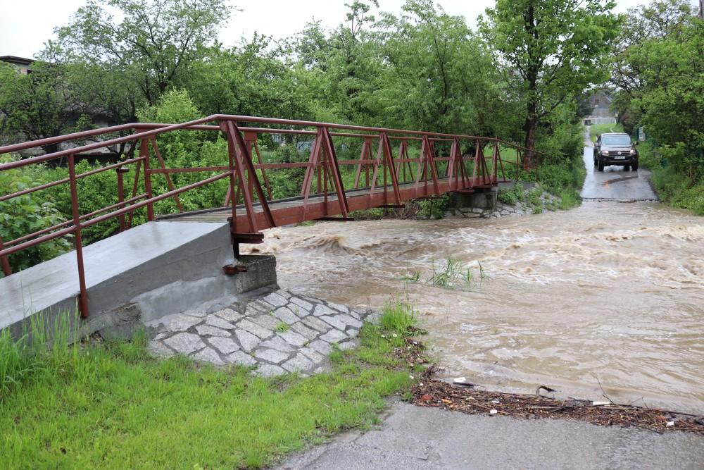 Powodzianie mogą ubiegać się o odszkodowania