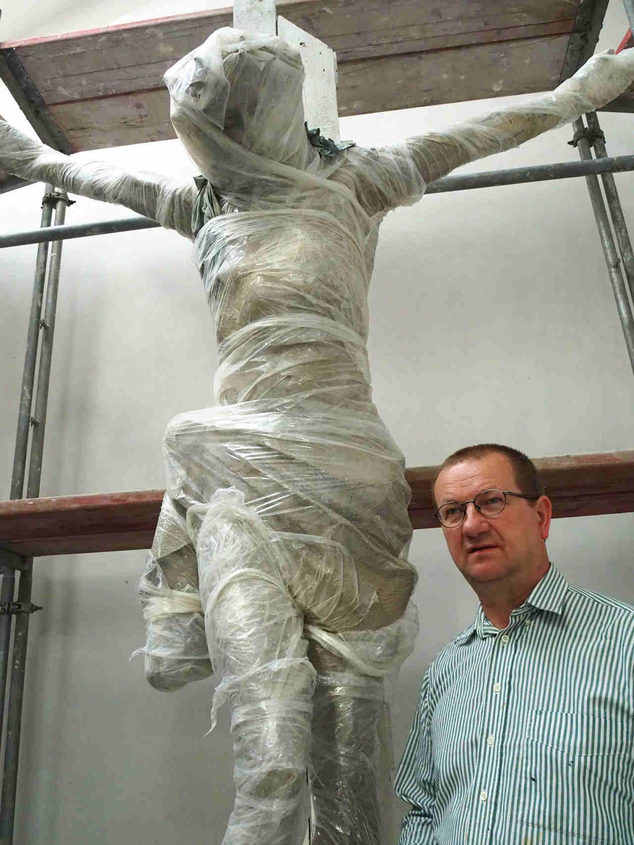 Józef Polewka: Rzeźbiarz powinien tworzyć dla ludzi