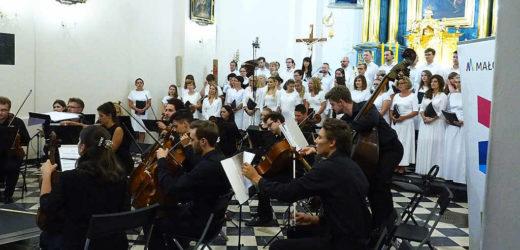 Oratorium w murach myślenickiego kościoła