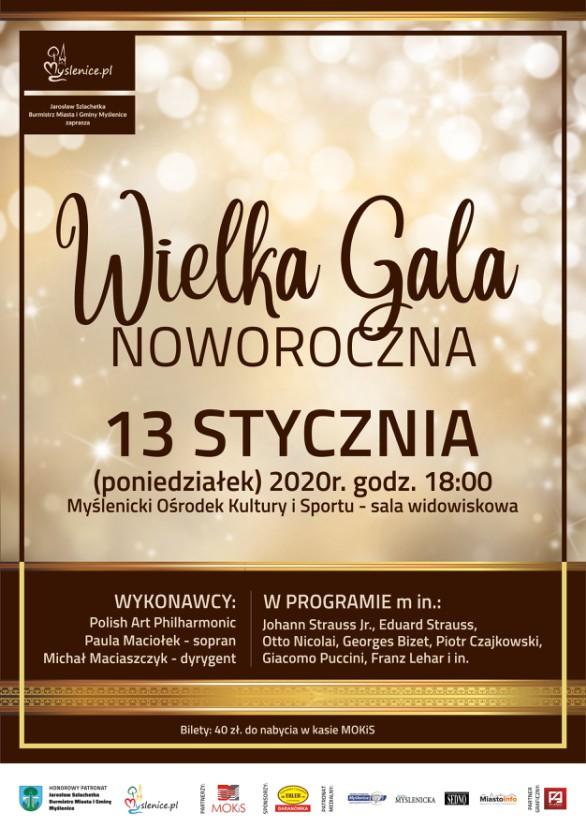 Polish Art Philharmonic noworocznie