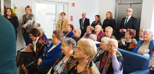 Dzienny Dom Seniora w Myślenicach oficjalnie otwarty