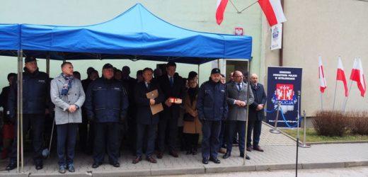 Nowy posterunek policji w Sułkowicach otwarty