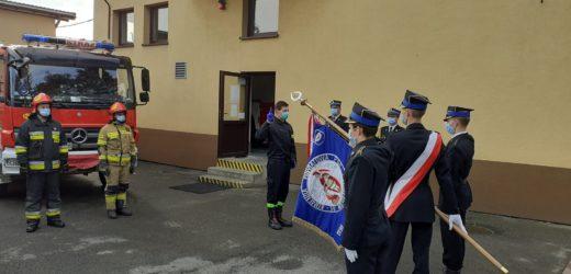 Dzień strażaka w PSP Myślenice