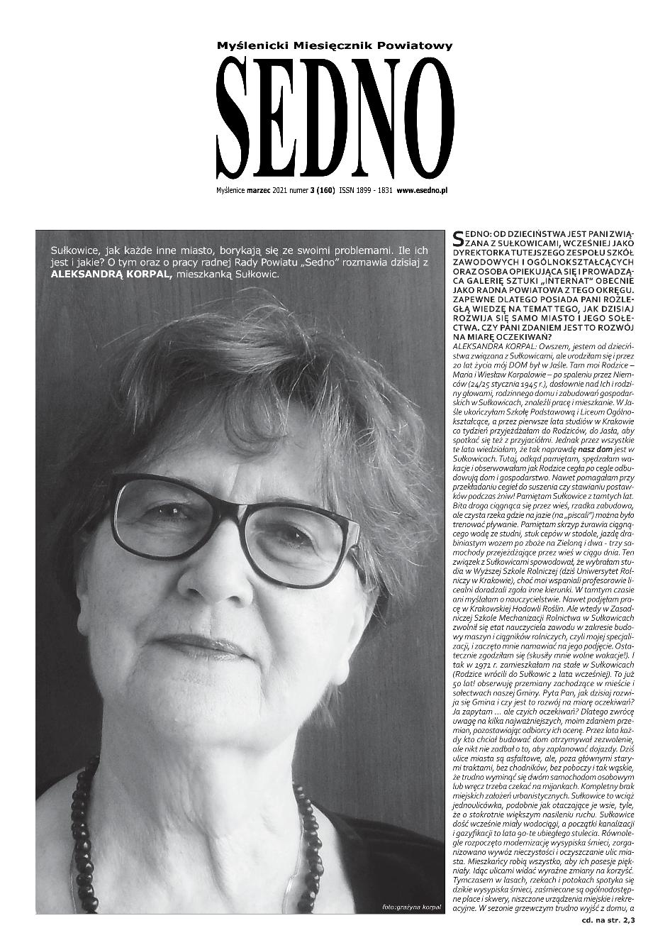 Sedno Marzec 2021 numer 3