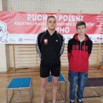 Myśleniccy sumici w zawodach Pucharu Polski juniorów