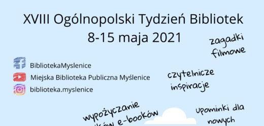 MBP w Myślenicach ogłasza konkurs