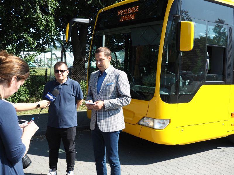 Żółtym autobusem przez miasto – linia pojedzie z Dolnego Przedmieścia przez Zarabie