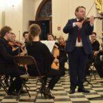 Dwa koncerty i próba PAP-u