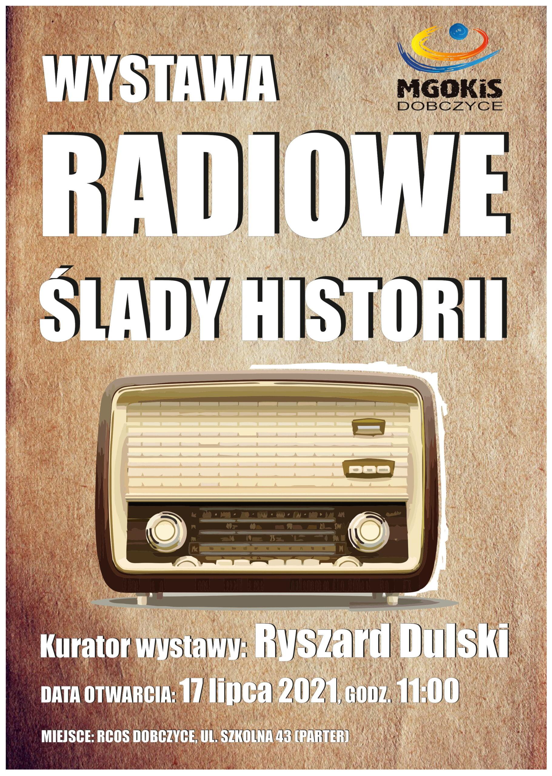 Radiowe ślady historii w RCOS-ie