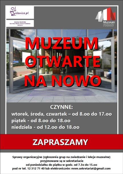 Muzeum Niepodległości na nowo