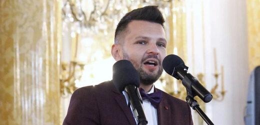 """Dariusz Martynowicz z """"Tytusa"""" nauczycielem roku 2021"""